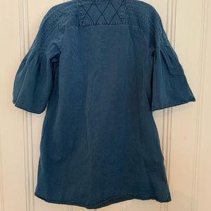 M.I.H JEANS Dresses - M.I.H JEANS Chambray Dress - S